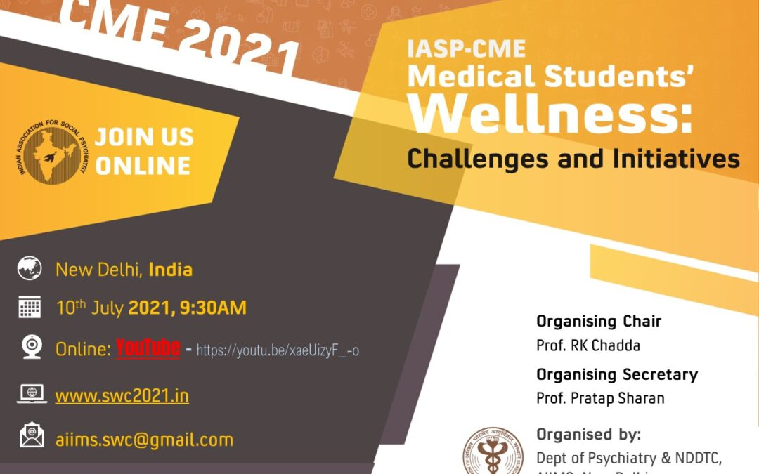 Medical Students' Wellness: Challenges & Initiatives